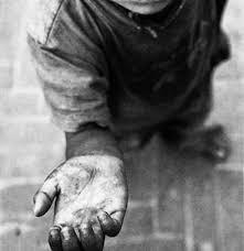 Begging